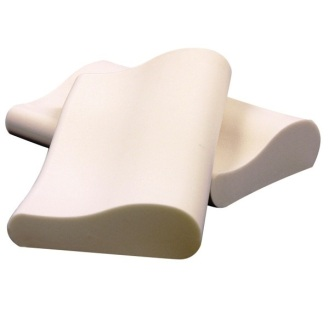 Pillow Natural Latex Features: Instantly conforms to contours of head and neck and spine for optimal orthopedic support Reduces pressure points Relieves neck and shoulder pain 100% Cotton Covers Eases pressure on the joints Cushions and protects the neck