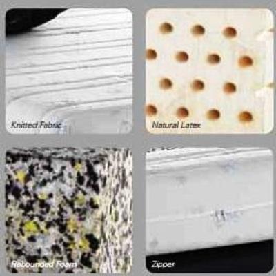 Mattress Rebounded Natural Latex